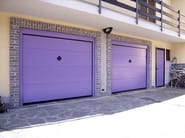 Up-and-over garage door BASCULINO® - Breda Sistemi Industriali