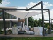 Dacron® gazebo / Garden umbrella ETHOS - PRATIC F.lli ORIOLI
