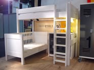 Wooden cot NEW CLASSICS | Cot - Mathy by Bols