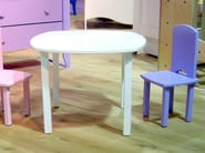 Kids chair FLORE & LUCY | Kids chair - Mathy by Bols