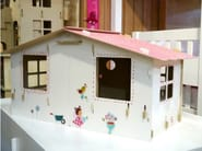 Wooden game for children LOLA MINI CHALET - Mathy by Bols