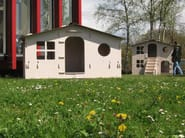 Playhouse for playground LOLA CHALET - Mathy by Bols