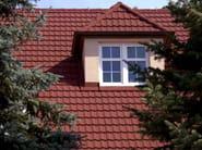 Steel roof tile METROTILE CLASSIC - METROTILE