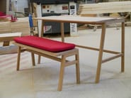 Wooden bench VESSEL | Bench - Mathy by Bols