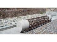 Steel Bicycle rack SMERALDO - Metalco