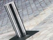 Fixed steel bollard MAGIC - Metalco