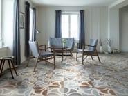 Porcelain stoneware flooring FLOWER - Ceramiche Refin