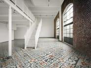 Porcelain stoneware flooring MAJOLICA - Ceramiche Refin