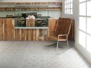 Porcelain stoneware flooring GEOMETRIC - Ceramiche Refin