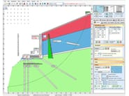 CAD-integrated structural calculation software / Loadbearing wall calculation IS MURI - CDM DOLMEN