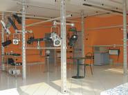 Prefabricated structure EXPOLUX - SELVOLINA