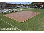 Dance floor / Wooden platform ECO WOOD - SELVOLINA