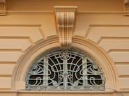 Reinforced concrete arched doorway Arcs - F.lli Maresca