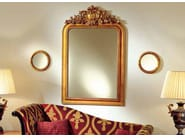 Wall-mounted framed mirror AMBIANCE 106 | Mirror - Transition by Casali