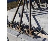 Mixed steel-concrete beam and column Beam NPS® CLS PLUS - Tecnostrutture