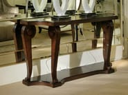 Wooden console table ART DECO MILANO | Console table - Transition by Casali