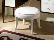 Upholstered pouf ART DECO MILANO | Pouf - Transition by Casali
