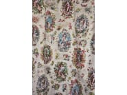 Multi-colored cotton fabric ANGELOTS - LELIEVRE
