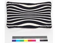 Rectangular cotton cushion REVERSIBLE - LELIEVRE