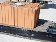 Thermal insulation panel FOAMGLAS® PERINSUL HL - FOAMGLAS