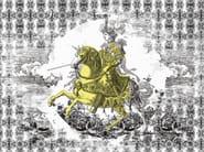 Motif wallpaper CONQUISTADORES - Wall&decò