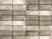 Brick effect wallpaper C-PANEL - Wall&decò