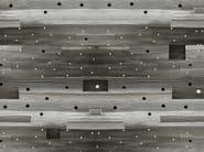 Wood effect wallpaper SCRUB - Wall&decò
