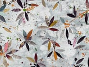 Wallpaper with floral pattern WOW - Wall&decò