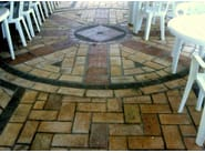 Quarry outdoor floor tiles Quarry outdoor floor tiles - Mattone Romano
