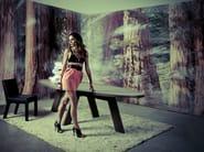 Landscape wallpaper FLAKE OFF - Wall&decò