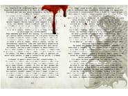 Writing wallpaper BOOKS - Wall&decò