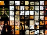 Screenprinted BAD BOYS - Wall&decò