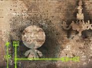 Brick-effect MEMORIES - Wall&decò