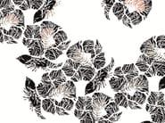 With floral pattern FUJI - Wall&decò