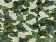 Motif outdoor wallpaper CAMOO - Wall&decò