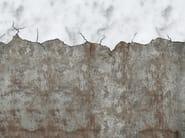 Wall effect outdoor wallpaper CRACK - Wall&decò