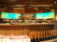 Edeka, wine department