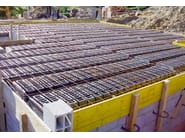Formwork for slabs RAPIDO - PROJECT FOR BUILDING