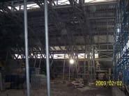 Steel building system Steel building system - SO.C.E.T.