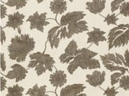 Fabric with floral pattern for curtains AVALON - Dedar