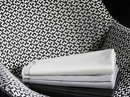 Upholstery fabric with graphic pattern for curtains ZIGGY - Dedar
