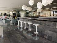 Indoor/outdoor porcelain stoneware wall/floor tiles with marble effect STONE MIX - Italgraniti