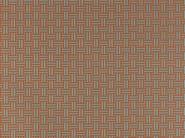 Fire retardant washable high resistance Trevira® CS fabric CROSSING - Dedar