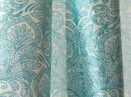 Sheer Trevira® CS fabric with floral pattern FOLIES - Dedar
