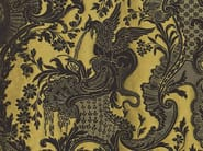 Fabric with graphic pattern for curtains DRAGONE - Dedar