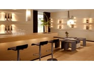 Laminated stoneware wall/floor tiles with wood effect OAKS - COTTO D'ESTE