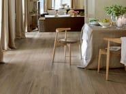 Indoor/outdoor porcelain stoneware wall/floor tiles with wood effect LISTONE D Deserto - Italgraniti