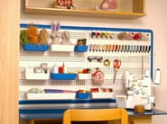 Wall organizer PARETELLA ELEGANCE 40 - PONTAROLO ENGINEERING