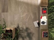 Indoor/outdoor porcelain stoneware wall/floor tiles with stone effect MINERAL D Rame - Italgraniti