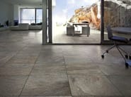 Full-body porcelain stoneware wall/floor tiles with stone effect STONE D Quarzite di Barge - Italgraniti